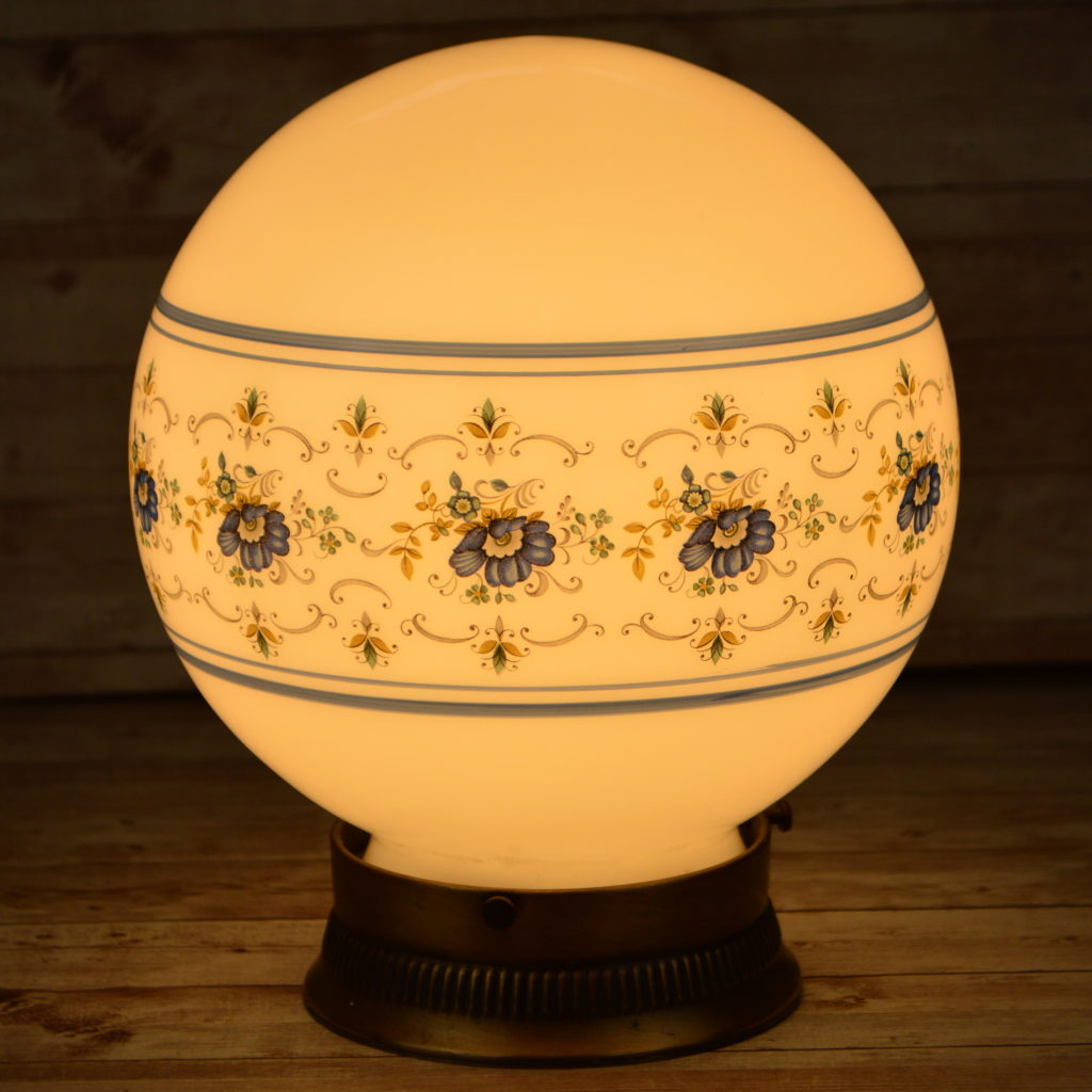 Abigail Quoizel styled round ceiling fixture light shade. Great for adding a bit a more of a farmhouse style. - Retell Seller