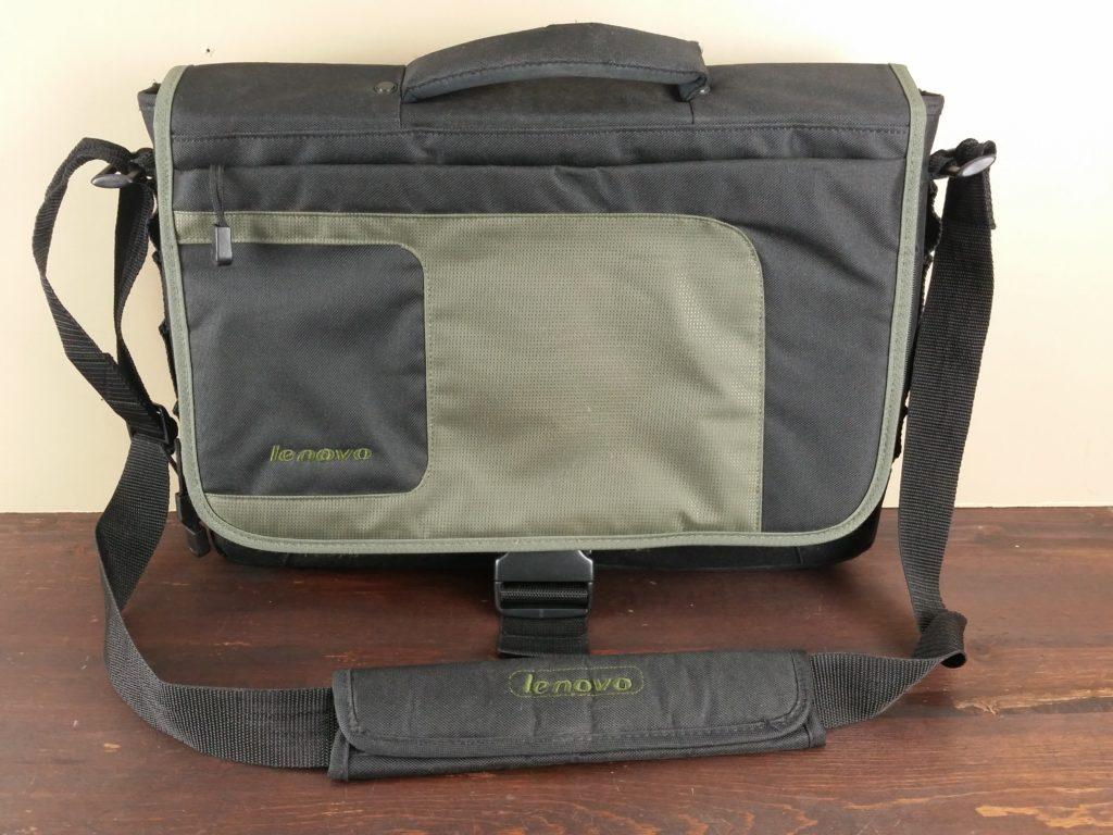 Lenovo computer laptop messenger bag - Retell Seller