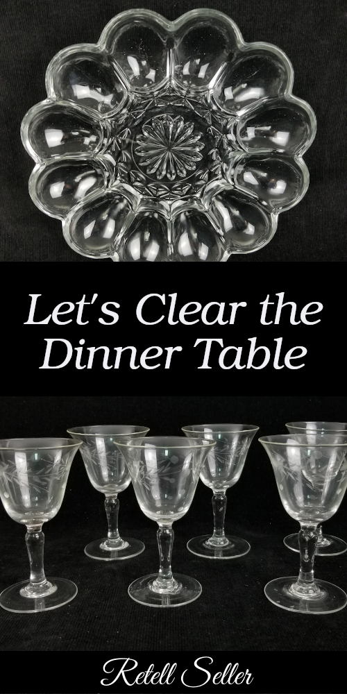 Let's clear the holiday dinner table this year - Retell Seller